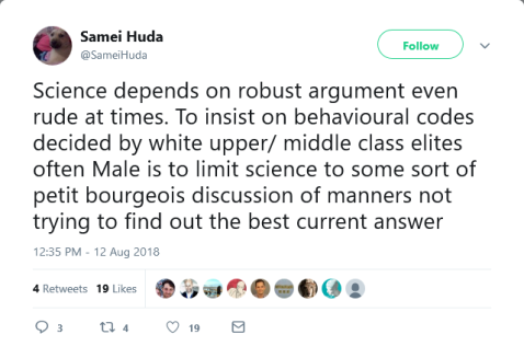 screenshot_2019-01-07 samei huda on twitter science depends on robust argument even rude at times to insist on behavioural [...]