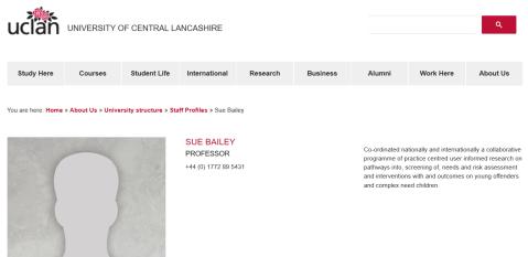 screenshot_2019-01-09 sue bailey staff profile university of central lancashire