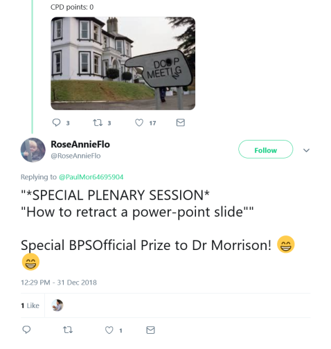 Screenshot_2019-03-24 RoseAnnieFlo on Twitter SPECIAL PLENARY SESSION How to retract a power-point slide Special BPSOfficia[...]