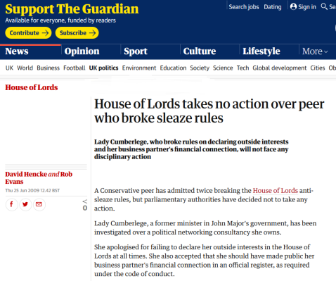 Screenshot_2019-08-14 House of Lords takes no action over peer who broke sleaze rules