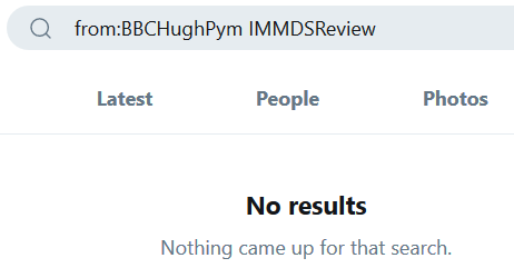 Screenshot_2019-09-06 from BBCHughPym IMMDSReview - Twitter Search Twitter